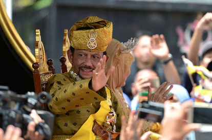 Wait, What? The Sultan Of Brunei Is Not The Wealthiest Monarch In The World