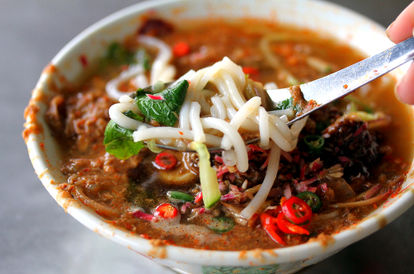 Penang Assam Laksa Makes Top Ten In List Of The World's Best Foods
