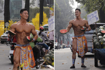 swole-fitness-trainer-attempts-to-sell-watermelon-in-vietnam-becomes-internet-sensation-instead