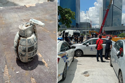 a-power-bank-shaped-like-a-grenade-causes-two-hour-bomb-scare-at-kl-construction-site