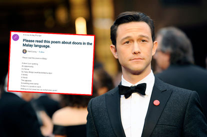 If You Know BM (Duh!), Joseph Gordon-Levitt Wants To Work With You. Again.