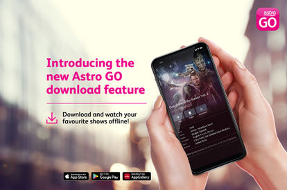 You Can Now Download Your Favourite Shows And Watch It Offline On Astro GO