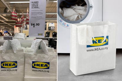 IKEA Malaysia's 'Alamak' Reusable Bag Is Set To Become A Limited Edition Item, We Guarantee It!