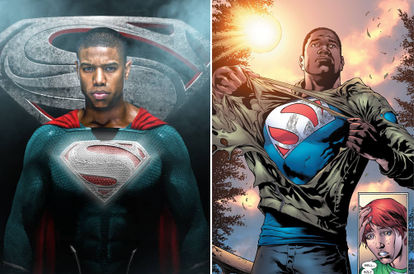 A 'Superman' Reboot Is Reportedly In The Works, Set To Feature A Black Superman