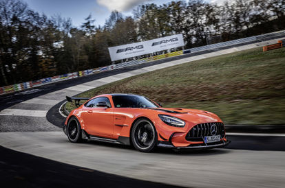 Move Over Lambo, There's A New King Of The 'Ring, And It's A Mercedes-AMG GT Black Series