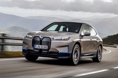 The BMW iX Is Made To Cross Out The Model X, EQC, e-Tron and I-Pace