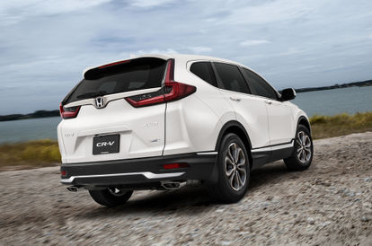 There's A Few New Things With The Honda CR-V
