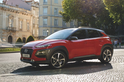The Hyundai Kona Is Here To Make You Question Your Compact SUV Choices