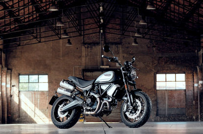 The Ducati Scrambler 1100 Dark Pro Is Made To Tackle City And Country