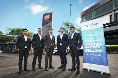 Sime Darby Auto Selection Links Up With myTukar To Expand Network And Vehicle Choices