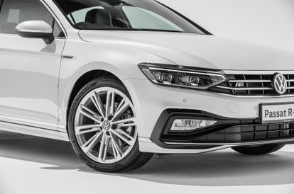 Wearing the R-Line Bodykit Makes The Volkswagen Passat Look Less Mundane