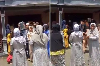 Indonesian Man Almost Married Wrong Bride After Being Led To Wrong Location By Google Maps