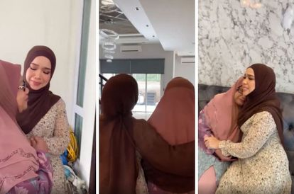 (VIDEO) A Touching Gesture: Children Surprise Malaysian Mother With A Brand New House