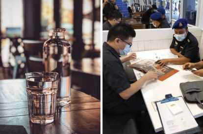 Penang Restaurants Charging Too Much For Plain Water Served Notices By The Authorities