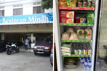 Famous Penang Restaurant Opens Food Bank To Help The Needy Amidst Pandemic