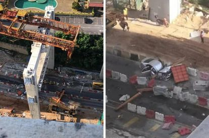 The SUKE Crane Crash: Three Killed And One Injured, But What Exactly Happened?