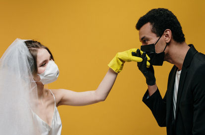 Thinking Out Of The Box For Your Pandemic Wedding