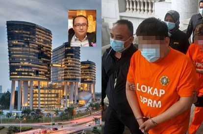 macau-scam-suspect-datuk-lompat-pagar-finally-caught-after-fleeing-macc-hq
