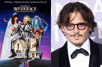 Johnny Depp Will Reportedly Star In 'Beetlejuice 2' Opposite Winona Ryder