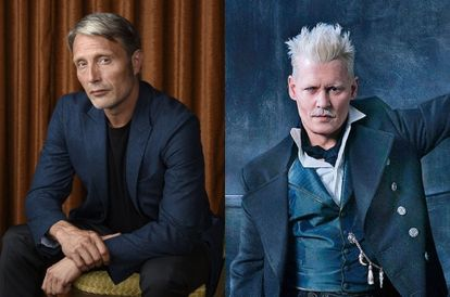 "Johnny Depp's Successor In 'Fantastic Beasts' Says He's ""Shocked And Sad"" To Get The Role"