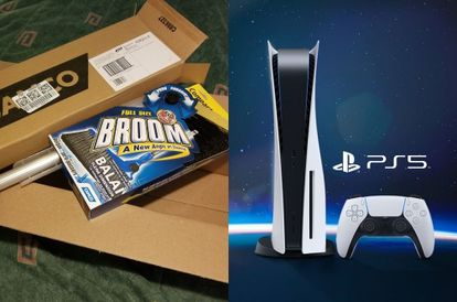PS5 Horror Stories: Customers Receive Cat Food, Air Fryers, And Other Items Instead