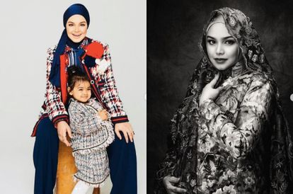 Siti Nurhaliza Confirms Second Pregnancy After Months Of Speculation