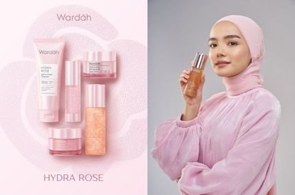 Love Roses? Wardah Just Launched A New Skincare Range Made From Real European Roses!