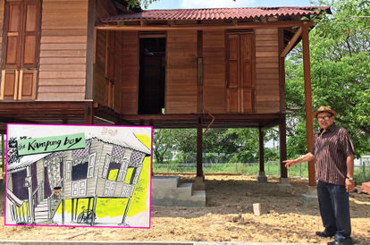 Better Lat Than Never: The 'Rumah Lat Dan Galeri' In Batu Gajah Set To Open In July