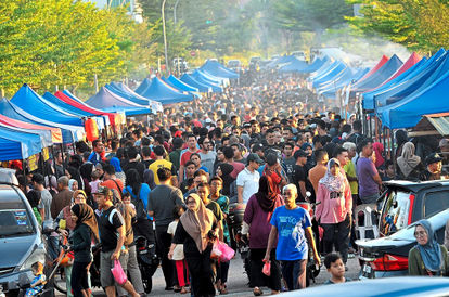 There Will Be 65 Ramadan Bazaar Locations In KL This Year, Says DBKL