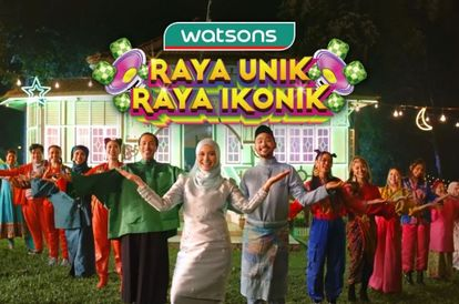 This Entertaining, Star-Studded And Extremely Colourful Short Film Has Just Won This Year's Hari Raya Ad Battle