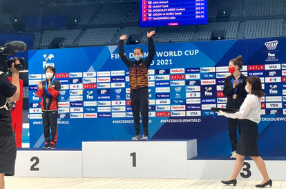 Pandelela Rinong Makes History By Winning Malaysia's First Ever Diving World Cup Gold Medal