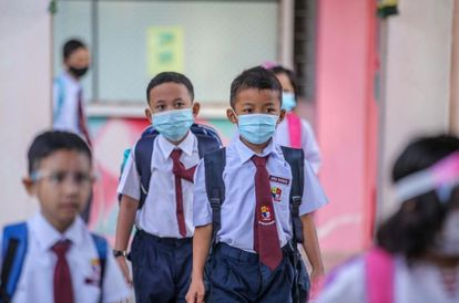 Parents And Schools In Pahang May Face Fines If New COVID-19 Clusters Found At Institution