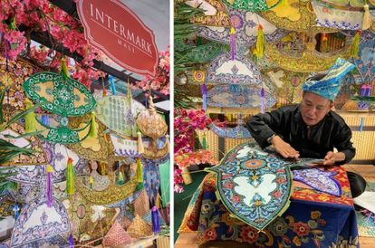 Award-Winning 'Wau' Maker Wows With Attention To Detail And Intricate Designs