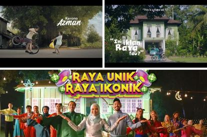The Best Of 2021 Raya Advertisements