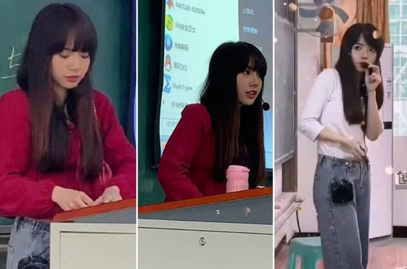 university-lecturer-in-china-becomes-internet-sensation-for-looking-a-lot-like-blackpink-s-lisa