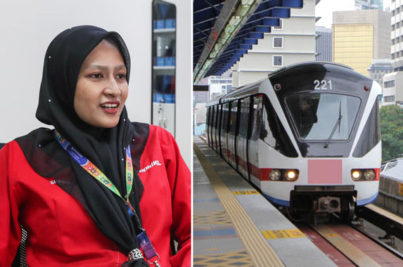 rapid-kl-staff-helps-woman-in-labour-deliver-baby-at-puchong-prima-lrt-station