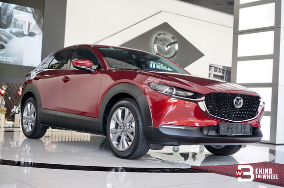 the-mazda-cx-30-quietly-rolls-into-selected-showrooms
