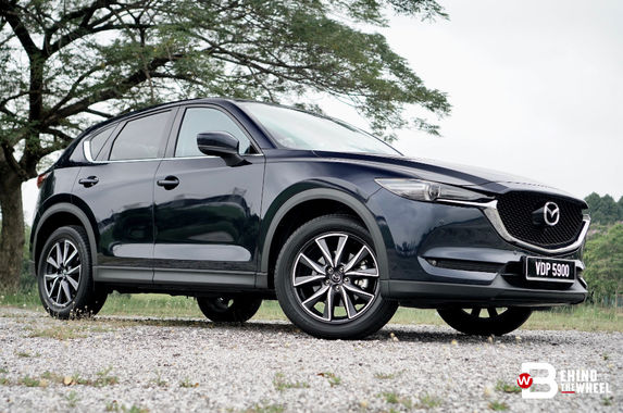 the-mazda-cx-5-turbo-is-the-hot-hatch-among-mazda-suvs