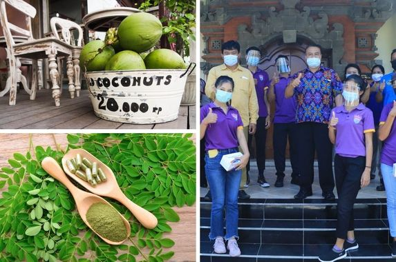 hospitality-school-in-bali-accepts-coconuts-moringa-and-gotu-kola-leaves-as-payment-during-pandemic