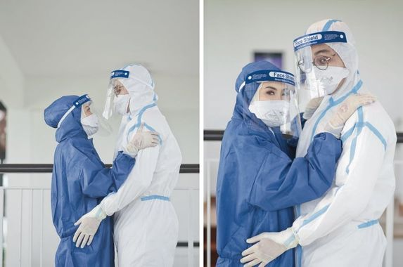 ppe-suits-for-wedding-photos-this-couple-speak-about-their-unique-outfit-choice-and-lockdown-love