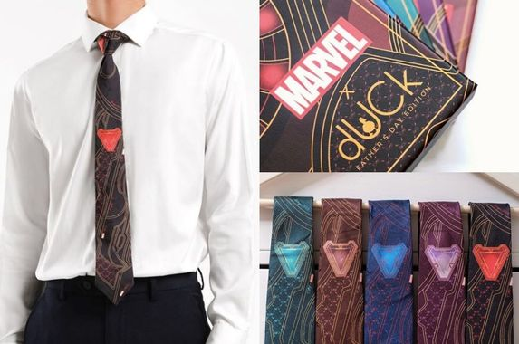 macam-tie-sekolah-netizens-have-a-lot-to-say-about-the-duck-scarves-x-marvel-collection