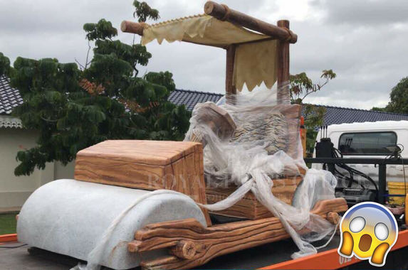 sultan-of-johor-receives-the-car-of-his-dreams-a-flintstones-car-that-ll-literally-rock-the-streets