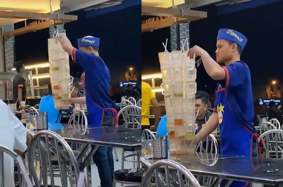 this-mamak-stall-worker-s-cup-stacking-skills-in-kedah-will-blow-your-mind