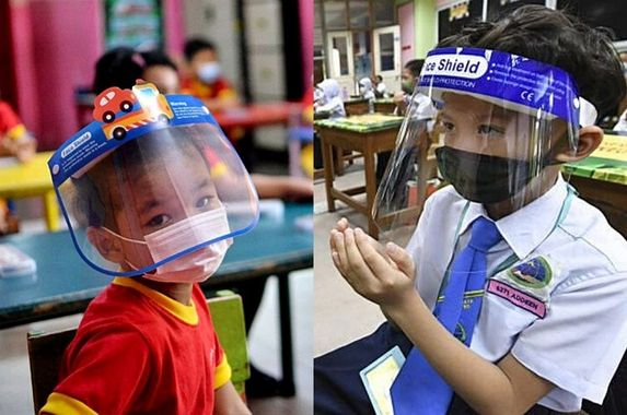 moh-students-under-12-years-old-can-now-wear-only-face-shields-to-school