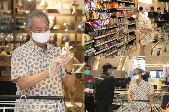 photos-pm-muhyiddin-yassin-goes-grocery-shopping-netizens-impressed