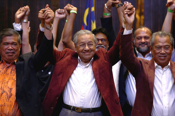ge14-tun-mahathir-to-be-the-oldest-elected-prime-minister-in-the-world