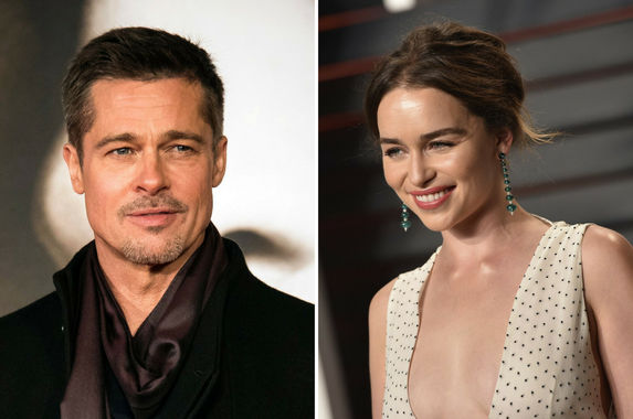 brad-pitt-bid-a-lot-of-money-just-to-watch-game-of-thrones-with-emilia-clarke