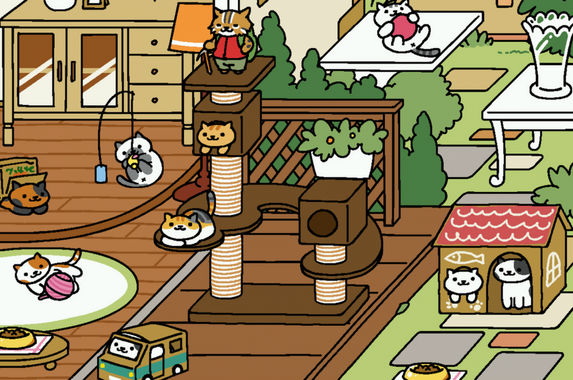 neko-atsume-will-be-made-into-a-live-action-movie