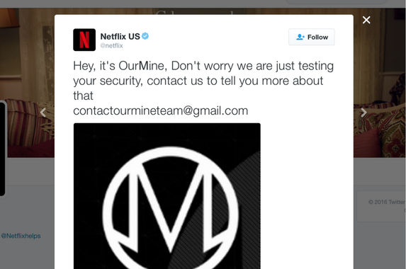 netflix-and-marvel-s-twitter-accounts-hacked