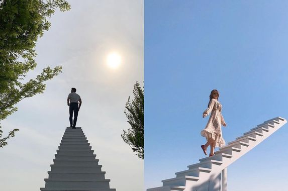 this-korean-caf-made-a-real-life-stairway-to-heaven-and-it-s-perfect-for-the-gram